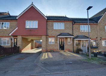 Thumbnail 2 bedroom terraced house for sale in The Beacons, Stevenage, Hertfordshire