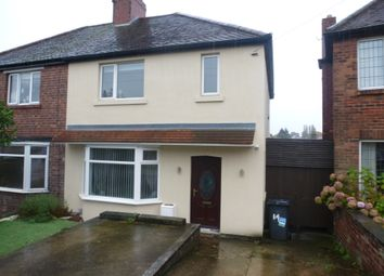 Thumbnail 3 bed semi-detached house for sale in Walders Avenue, Wadsley, Sheffield