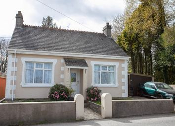 Thumbnail 3 bed detached bungalow for sale in Edgcumbe Road, Roche, St Austell, Cornwall
