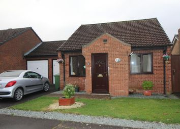 Thumbnail 2 bed semi-detached bungalow for sale in Bradegate Drive, Clifton, Court, Peterborough