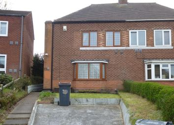 Thumbnail 3 bedroom property to rent in Lea Ford Road, Birmingham