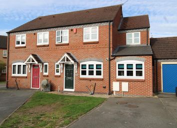 Thumbnail 4 bed semi-detached house for sale in Sandhills Park, Newark