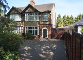 Thumbnail 3 bedroom semi-detached house for sale in Dunstable Road, Luton