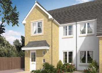 Thumbnail 3 bed semi-detached house for sale in Annick Road, Irvine