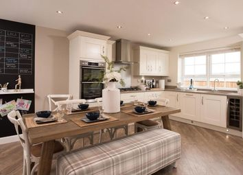 "Thumbnail 3 bedroom end terrace house for sale in ""Eskdale"" at Llantrisant Road, Capel Llanilltern, Cardiff"