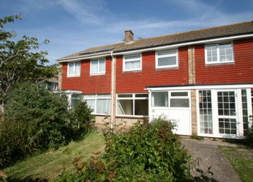 Thumbnail 3 bed detached house to rent in Fontwell Close, Rustington, Littlehampton