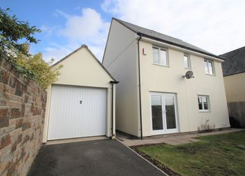 Thumbnail 4 bed detached house for sale in Grassmere Way, Pillmere, Saltash