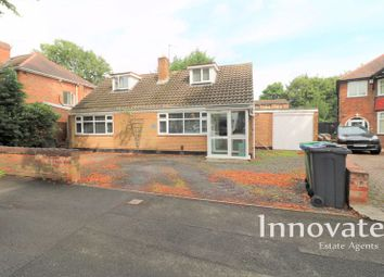 Thumbnail 4 bed detached bungalow for sale in Kiniths Way, West Bromwich