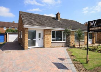 Thumbnail 2 bed semi-detached bungalow for sale in Chantry Road, Romanby, Northallerton