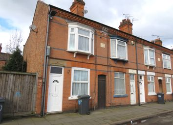 Thumbnail 2 bed end terrace house for sale in Repton Street, Woodgate, Leicester