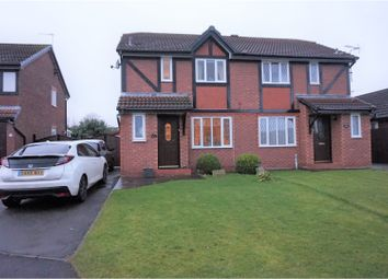 Thumbnail 3 bed semi-detached house for sale in Ashcroft, Morecambe