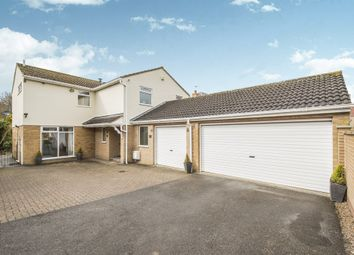 4 bed detached house for sale in Coverside Road, Great Glen, Leicester LE8