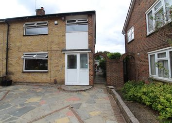 Thumbnail 4 bed semi-detached house to rent in Plantation Drive, Orpington