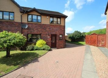 Thumbnail 3 bed semi-detached house for sale in Bannoch Gardens, Kilwinning, North Ayrshire