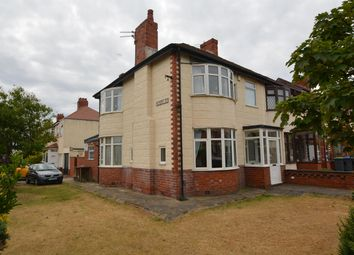 Thumbnail 3 bed semi-detached house for sale in Dunes Avenue, Blackpool