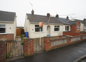 Thumbnail 2 bedroom bungalow to rent in Beech Road, Carlton Colville, Lowestoft