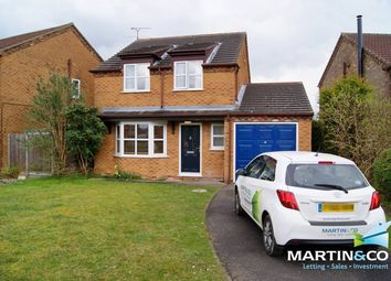 Thumbnail 3 bedroom detached house to rent in Cotton-Smith Way, Nettleham, Lincoln