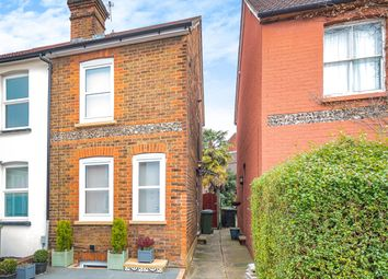 Thumbnail 2 bed semi-detached house for sale in Denzil Road, Guildford