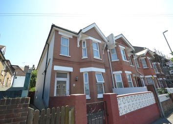 Thumbnail 3 bed terraced house for sale in Langney Road, Eastbourne
