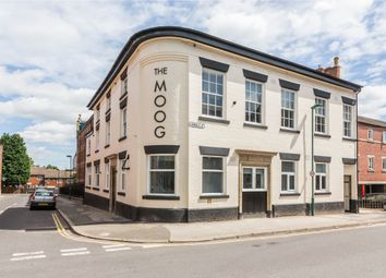 Thumbnail 2 bed flat to rent in Gamble Street, Nottingham
