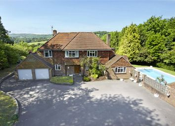 Thumbnail 5 bed detached house for sale in Mickleham Drive, Leatherhead, Surrey