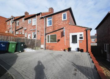 Thumbnail 2 bed semi-detached house for sale in Holly Avenue, Winlaton Mill, Blaydon-On-Tyne