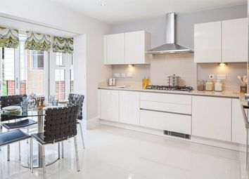 """Thumbnail 4 bed link-detached house for sale in """"Luxford"""" at Broughton Crossing, Broughton, Aylesbury"""