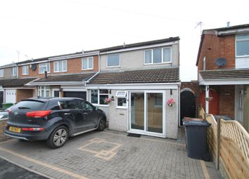Thumbnail 3 bed semi-detached house for sale in Wood Street, Bedworth