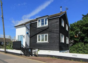 Thumbnail 3 bed maisonette to rent in Island Wall, Whitstable