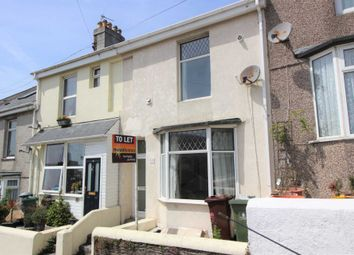 Thumbnail 2 bedroom terraced house to rent in Rodney Street, Weston Mill