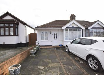 Thumbnail 2 bed semi-detached bungalow to rent in Parkside Avenue, Romford