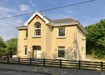 Thumbnail 5 bed detached house for sale in Llandeilo Road, Carmel, Llanelli