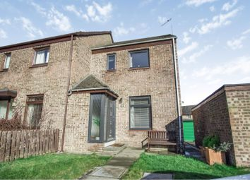 3 bed end terrace house for sale in Lockerby Crescent, Edinburgh EH16