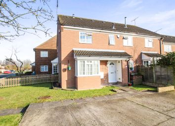 Thumbnail 2 bed property for sale in Iris Close, Willows, Aylesbury