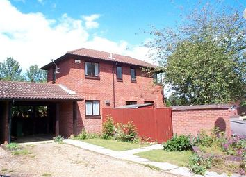 Thumbnail Detached house for sale in Brindlebrook, Two Mile Ash, Milton Keynes