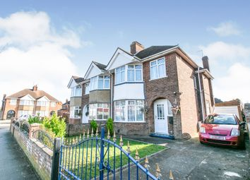3 bed semi-detached house for sale in Oldfield Road, Bedford MK40