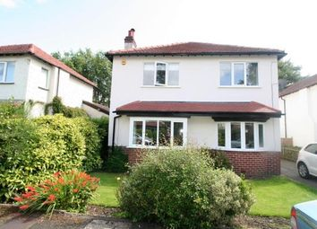 Thumbnail 4 bed detached house for sale in Birch Avenue, Wilmslow, Cheshire