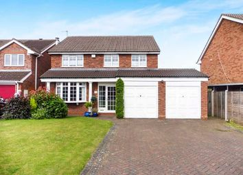 Thumbnail 4 bed semi-detached house for sale in Park Hall Crescent, Castle Bromwich, Birmingham