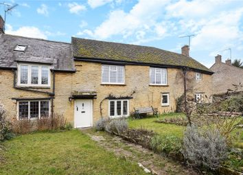 Thumbnail 4 bed semi-detached house for sale in Banbury Road, Aynho, Banbury, Northamptonshire