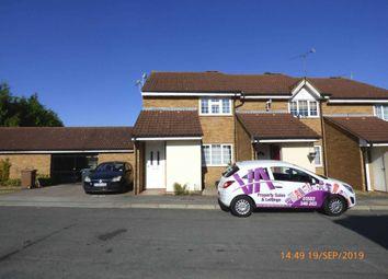 1 bed maisonette to rent in Malham Close, Luton LU4