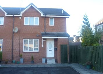 Thumbnail 2 bed semi-detached house to rent in Ambrose Court, Hamilton