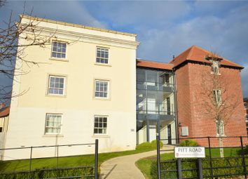 Thumbnail 2 bed flat to rent in Howells House, Pitt Road, Winchester, Hampshire