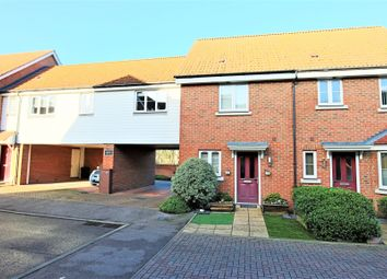 Thumbnail 2 bed semi-detached house for sale in Aldermere Avenue, Cheshunt, Waltham Cross