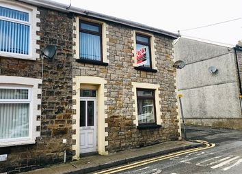 Thumbnail 3 bed end terrace house for sale in Eureka Place, Ebbw Vale, Blaenau Gwent