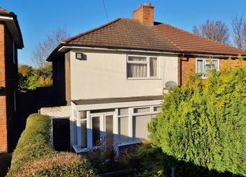 Thumbnail 3 bed semi-detached house for sale in Avebury Grove, Birmingham