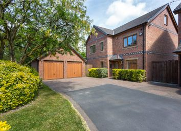 Thumbnail 5 bed detached house for sale in Lea Road, Preston