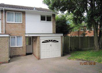Thumbnail 3 bed semi-detached house to rent in Milholme Green, Solihull