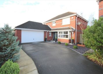 Thumbnail 4 bed property for sale in Ivy Close, Leyland