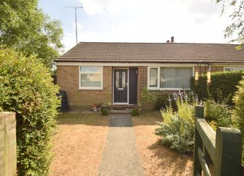 Thumbnail Semi-detached bungalow for sale in Barton Drive, Kedington, Haverhill