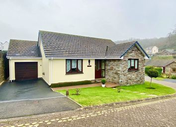 Thumbnail 3 bed detached bungalow for sale in Drapers Close, Combe Martin, Ilfracombe